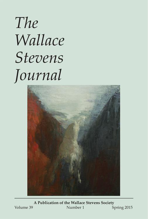 wallace stevens articles